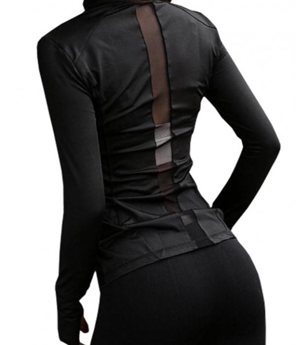 2020 Fashionable Sports Jacket for Yoga