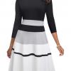 2020 Retro Elegant Business Party Dress