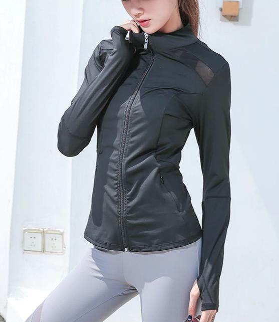 2020 Fashionable Sports Jacket for Yoga  2